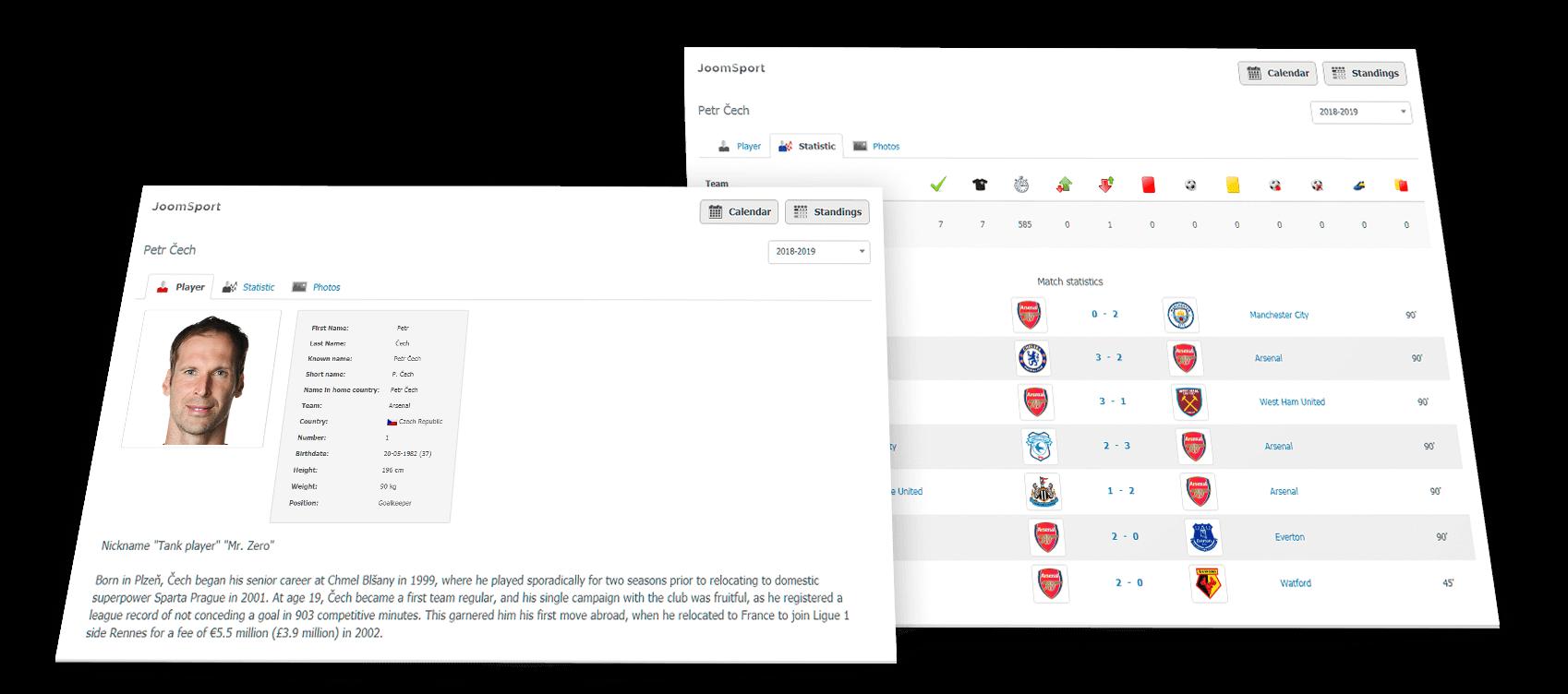 Reliable Football API Data Feeds | Statorium